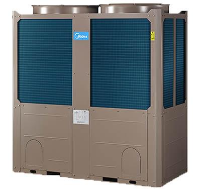 美的烈焰空气源热泵机组