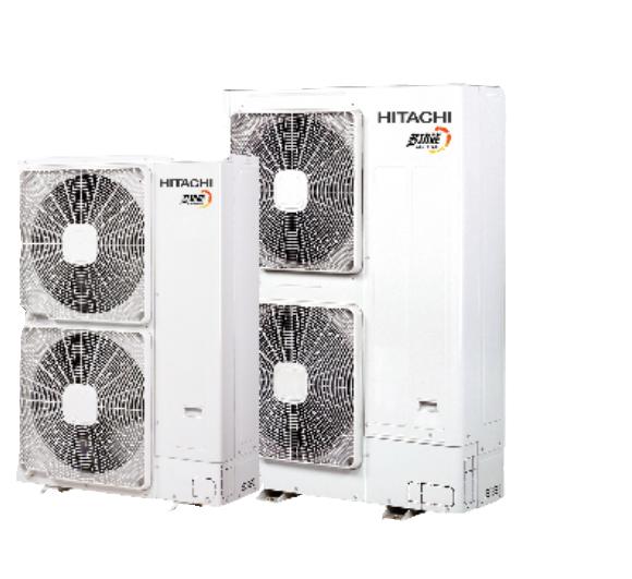 家用中央空调体系