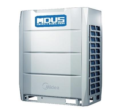 美的MDVS多联整体式中央空调