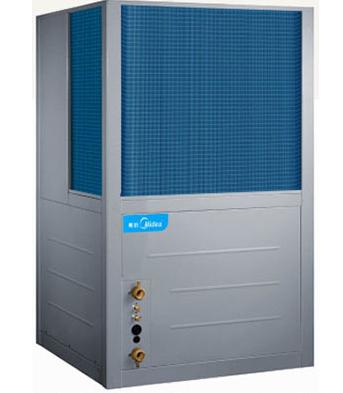 美的10HP商用空气能热水机